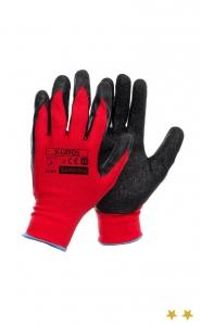 Rękawice ochronne RX RED kat.II
