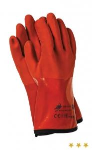 Rękawice termoodporne z PCV
