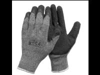 Rękawice robocze powlekane lateksem