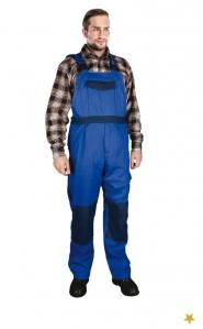 Bomull-B N - Spodnie ogrodniczki