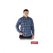 Koszula flanelowa - różne wzory