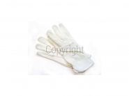Rękawice bawełniana z mikronakropkiem