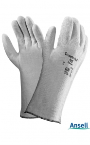 Rękawice ochronne termoodporne nitryl