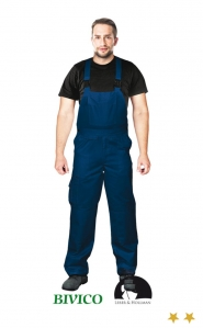Spodnie ochronne ogrodniczki LH BISTER